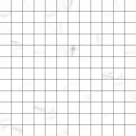 VIVID WHITE CALACATTA MOS 2,5X2,5
