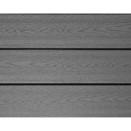 Novofence™ Private Beach Grey trästruktur 19 x 161.5  x 1760mm