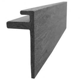 F List Sandy Grey 33 x 80 x 1900 mm till Smart™ komposittrall