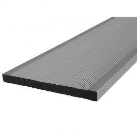 Kompositstaket  Traditional Beach Grey 10 x 115 x 1800 mm Novofence™