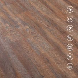Vinylgolv Klick Hazelwood AVON™ (1,76㎡ /frp)