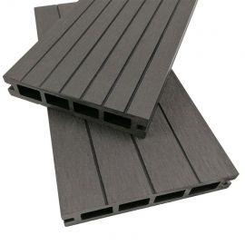 Komposittrall - Classic Charcoal 24 x 135 x 4800 mm