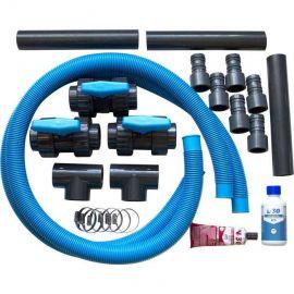 Bypass-kit för värmepump