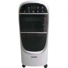 Lea – 2-i-1 luftkylare och luftfuktare med en ljudnivå på endast 55 dB