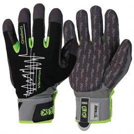 Vibrationsdämpande handske EX strl 9