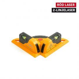 Laser 90° Vinkel