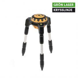 Laser GeoSpider Green