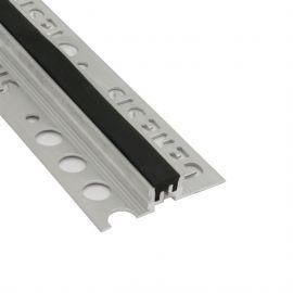 Rörelsefog MSA Optimax aluminium svart 8 mm