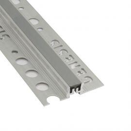 Rörelsefog MSA Optimax aluminium mörkgrå 12,5 mm